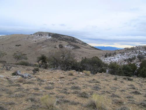 view of true summit