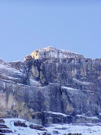 La Torre, North Face.