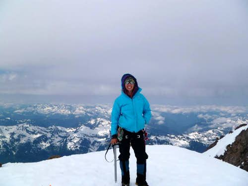 Glacier Peak July 2013