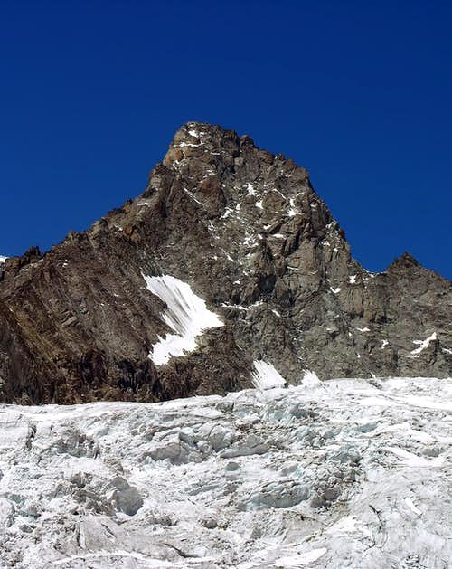 The famous 3.500m in the Aosta Valley and the normal route or no  (Ferret Valley)