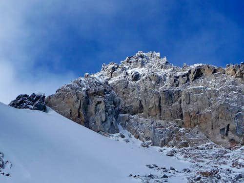 Dragontail Peak's Summit
