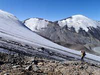 Glacier start