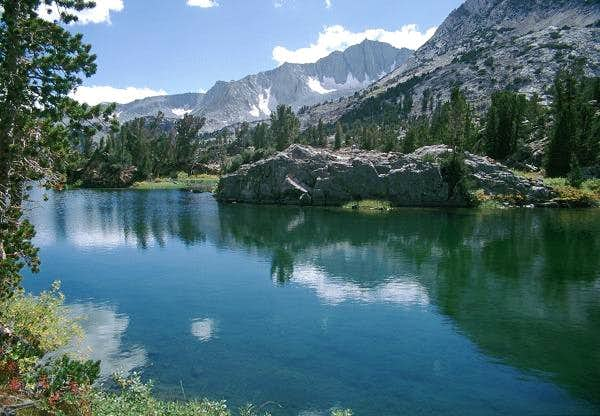 Mt. Goode and Long Lake from...