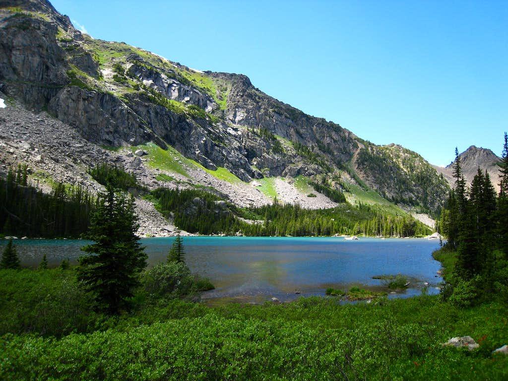 Upper Snow Lake