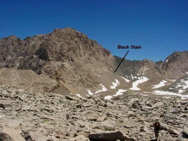 Mt. Williamson's West Face...