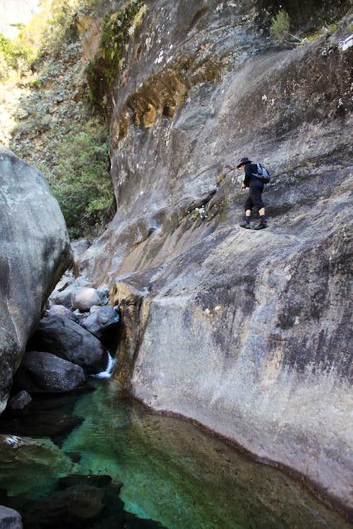 Above Tugela Gorge