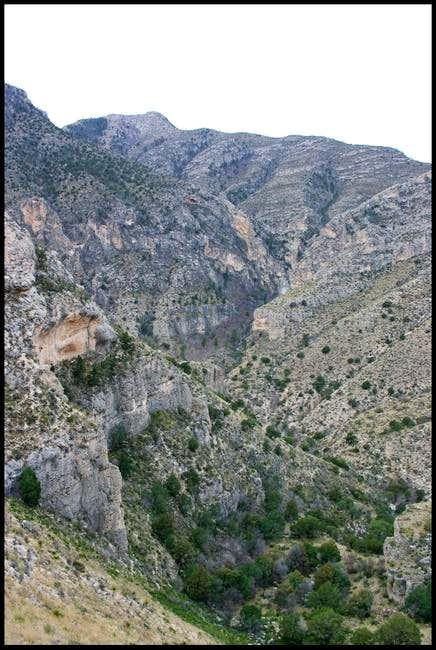 Guadalupe Peak and the...