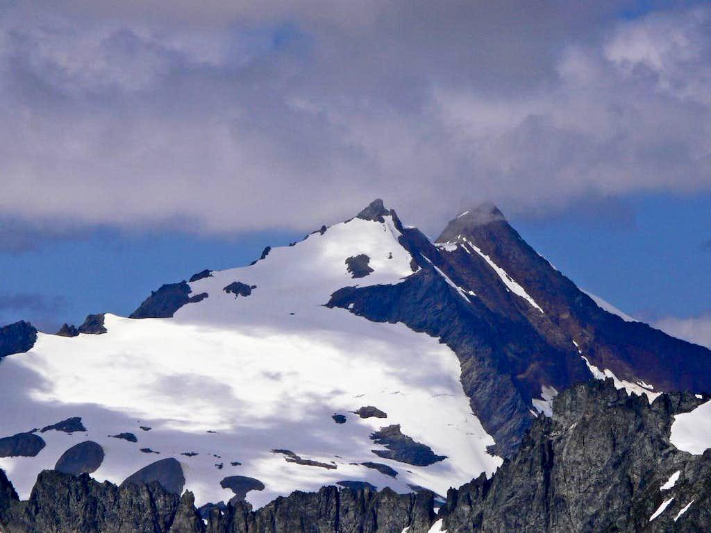 Sahale and Boston Peak