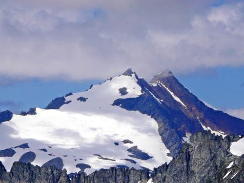 Sahale and Boston Peak