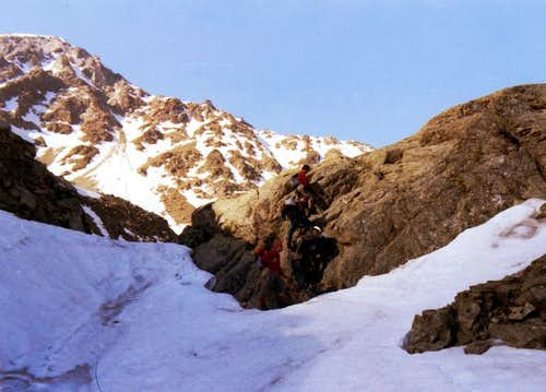 33 ROUTES To M. Emilius / P. Tersiva Traverse 1971