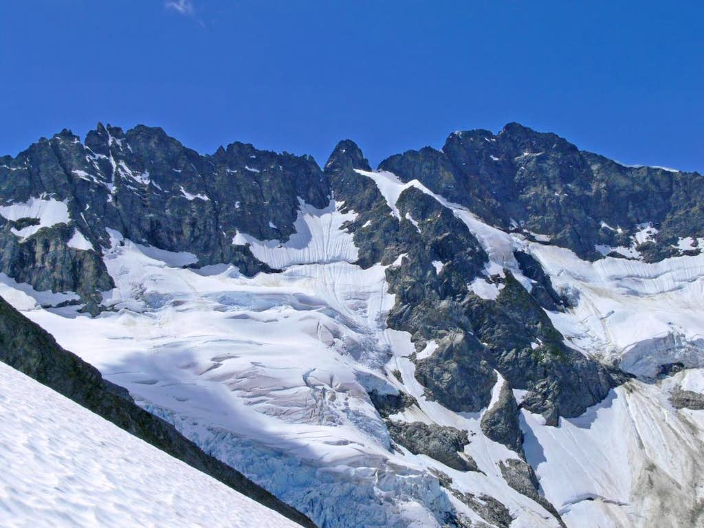 Mount Formidable from the North