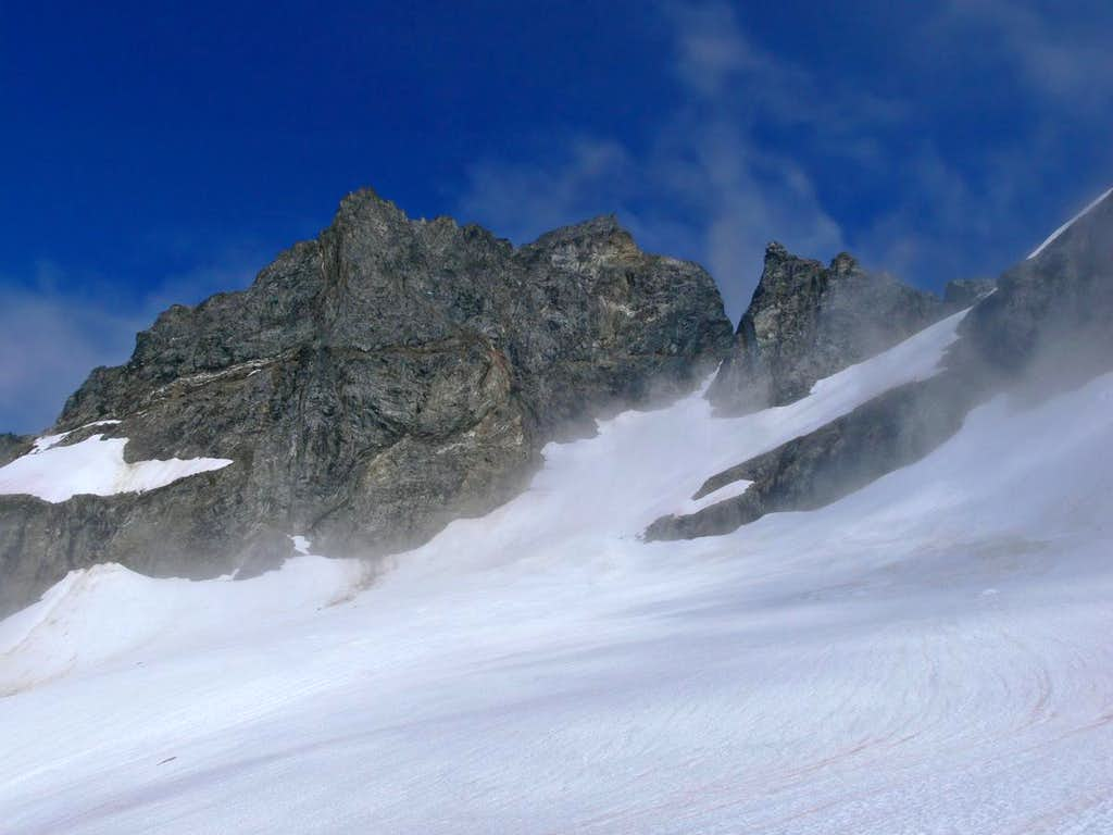 Mount Formidable Clearing