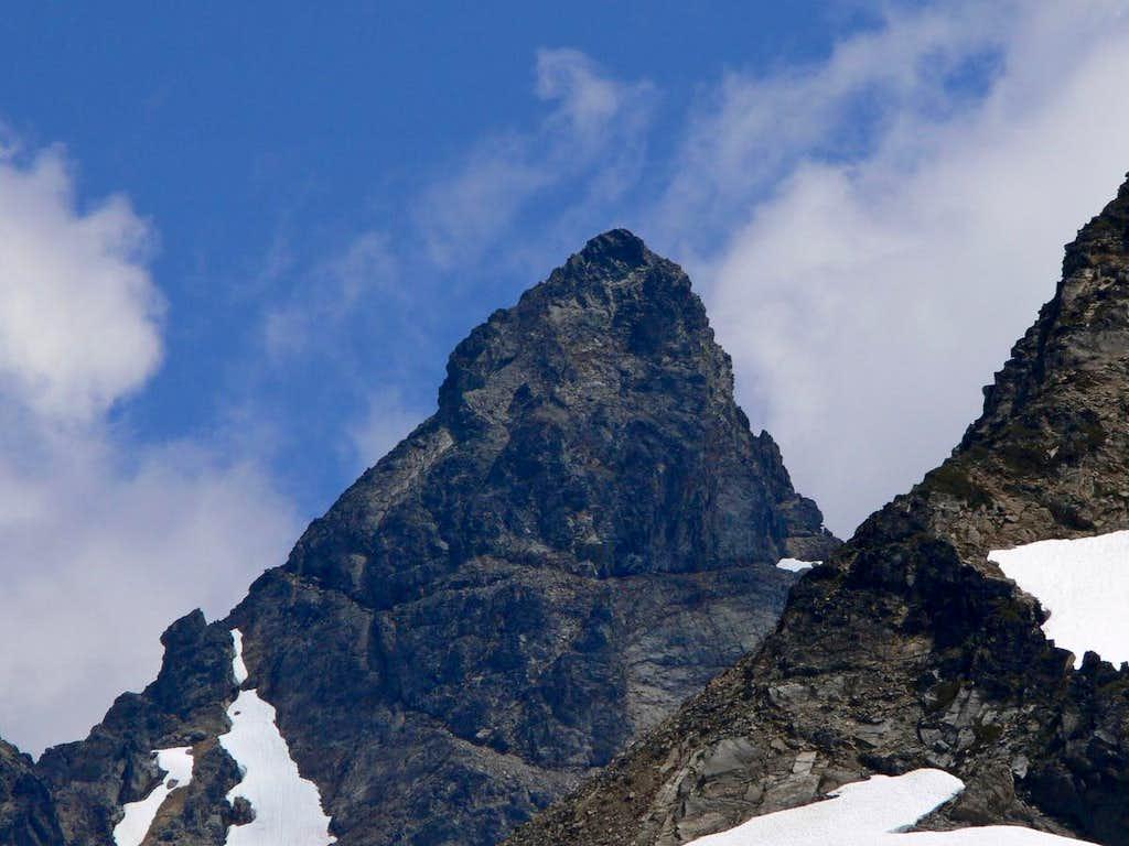 Old Guard Peak's Summit