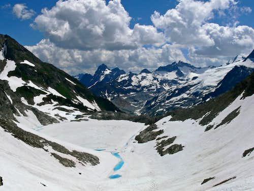 White Rock Lakes View