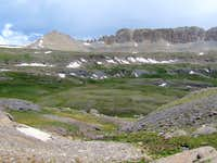 Bridal Peak (T11, Columbine Lake)