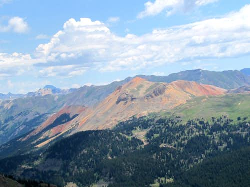 Red Mountain #3 & Uncompahgre Peak
