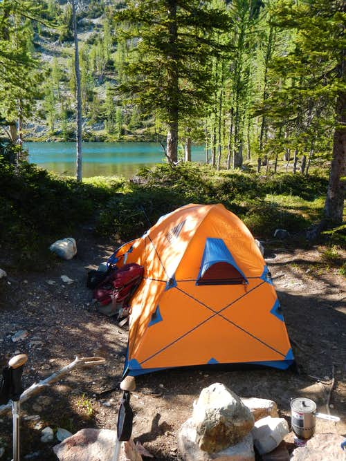 Lake Doris Camp