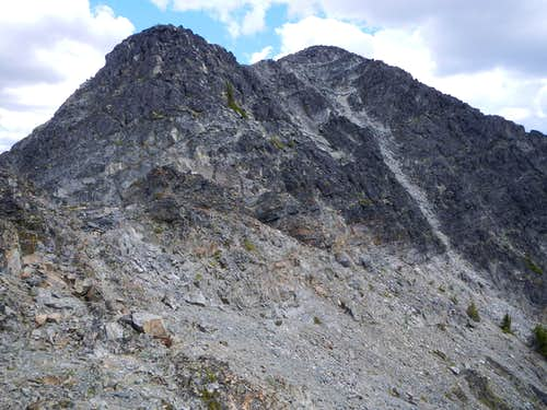 The Summit Above