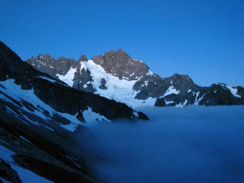 Twilight on Mount Formidable