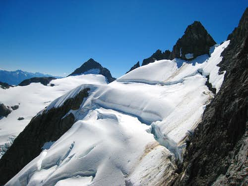 Upper Formidable Glacier