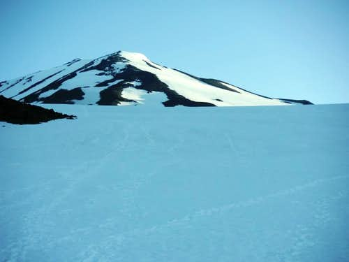 Mount Adams attempt