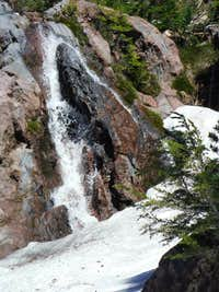 Waterfall on Adams