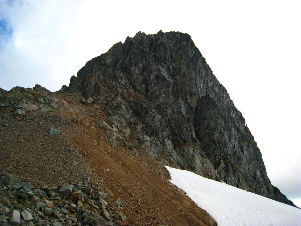 East Ridge of Arts Knoll