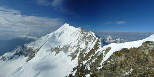 Mighty Weisshorn