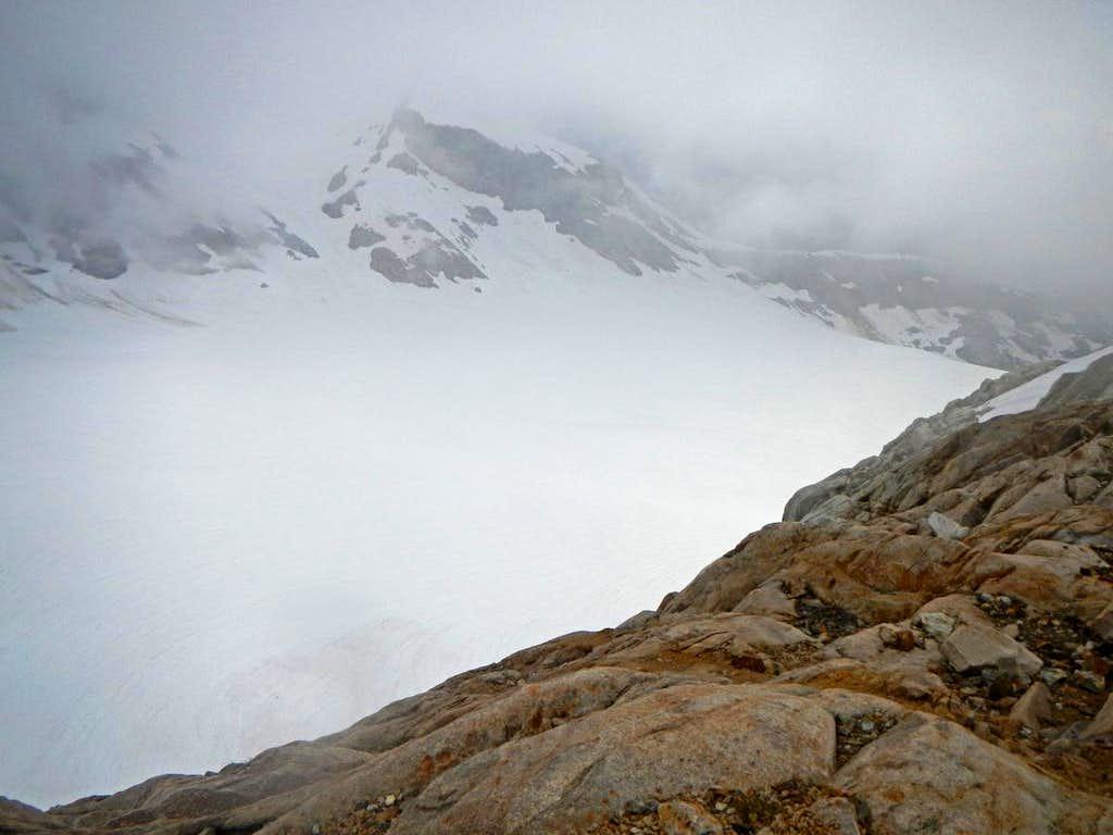 South Cascade Glacier Below