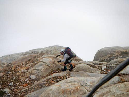 Exploring the Cliff Edge