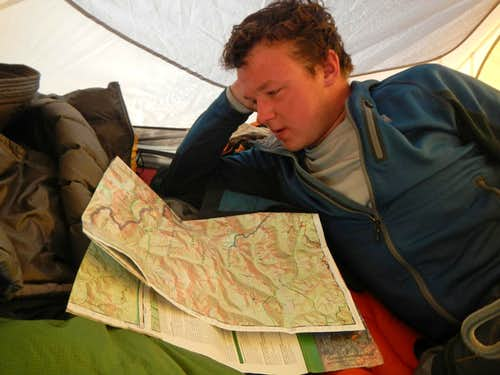 Reading the Maps