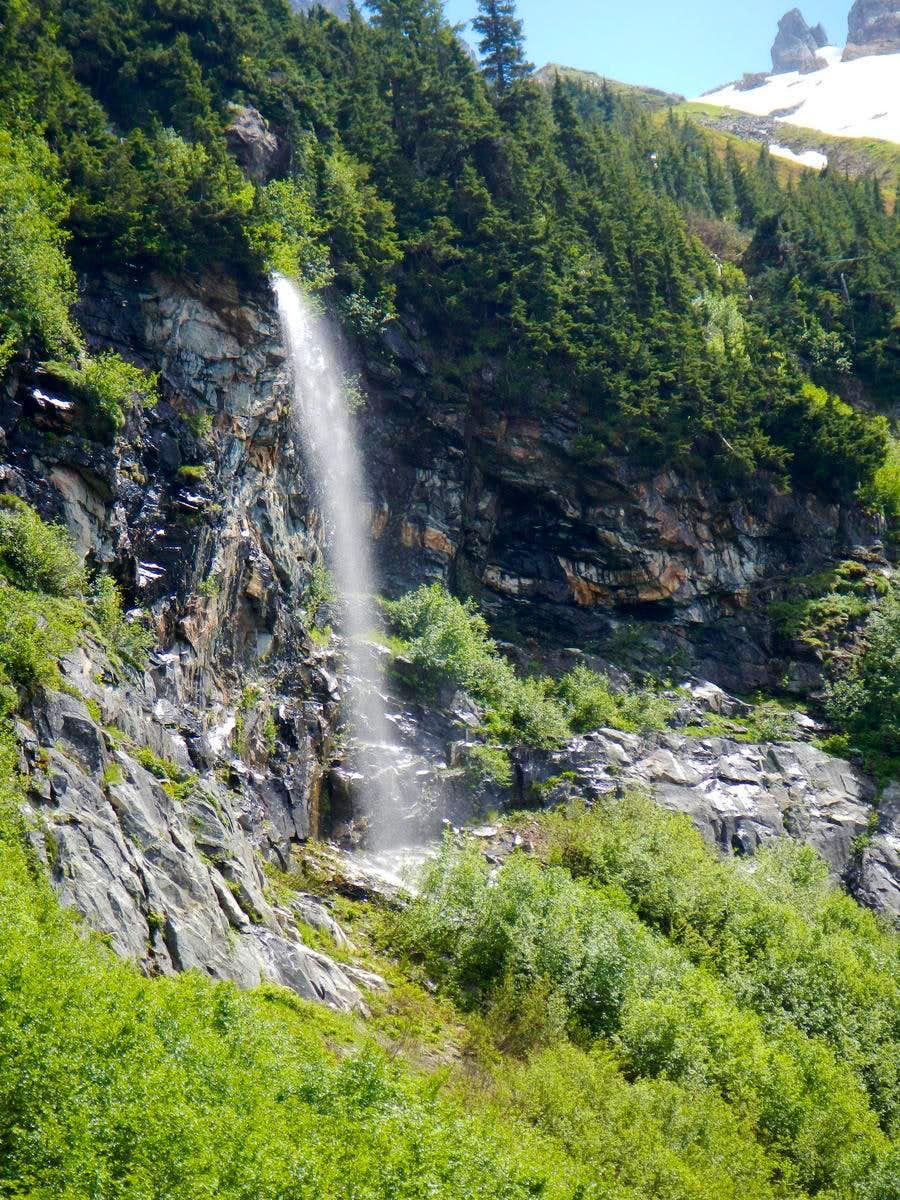Near by Waterfall