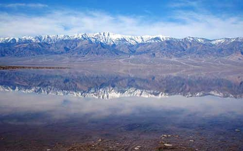 Telescope Peak viewed from...