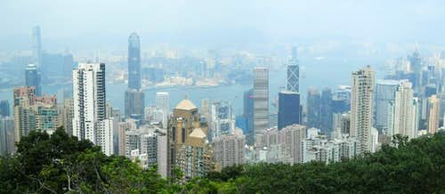 Honkong-panorama