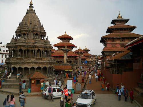 Historical Kathmandu