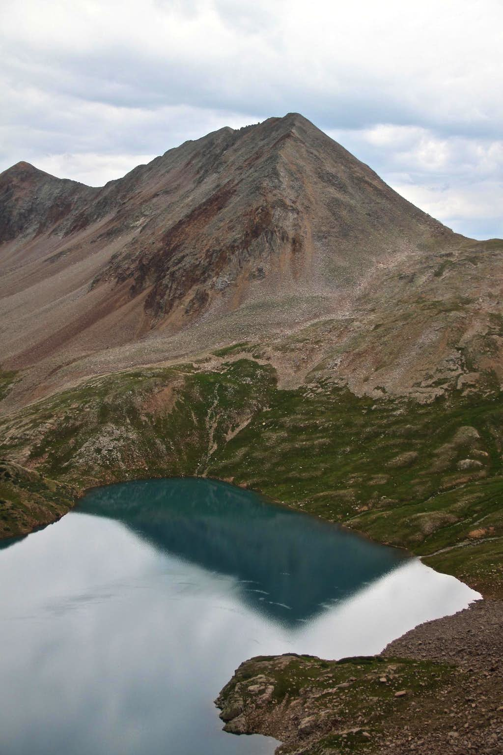Beattie Peak and UN 13300