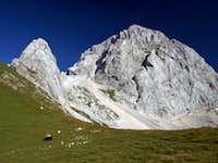 Mangart (2679 m)