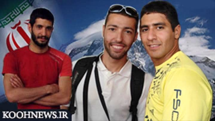 BroadPeak (8051m) - New Route - Iranian Route