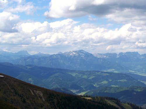 Gösseck (2214 m)