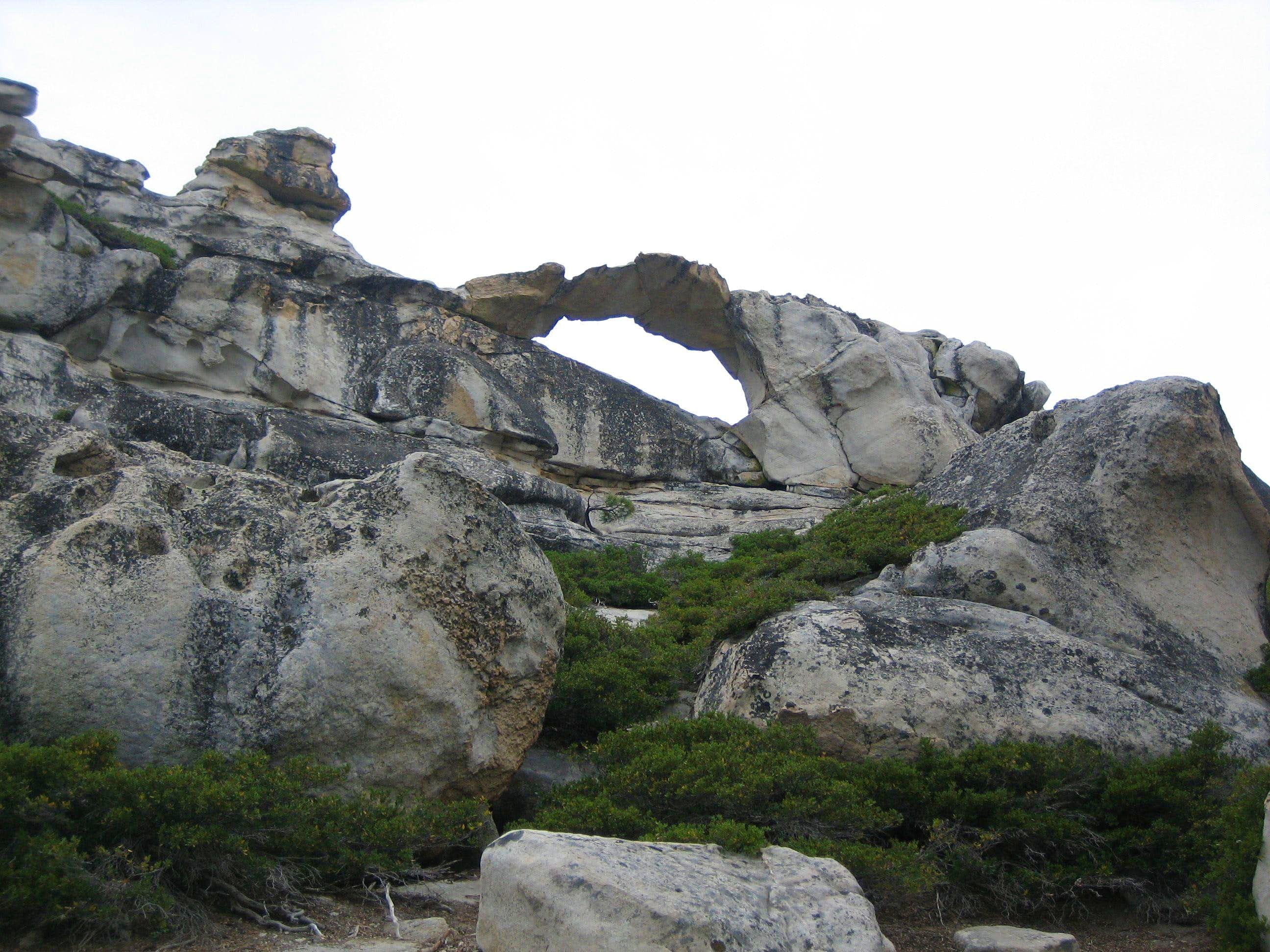 Indian Rock Arch
