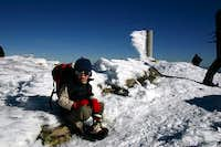Me in the highest point of...
