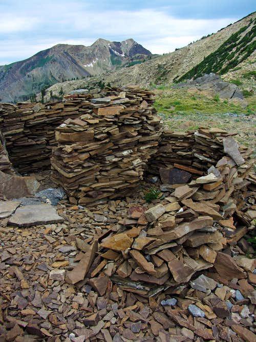 Devil's Castle rock shelter