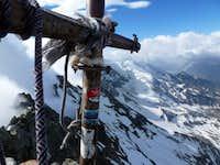 Lagginhorn summit