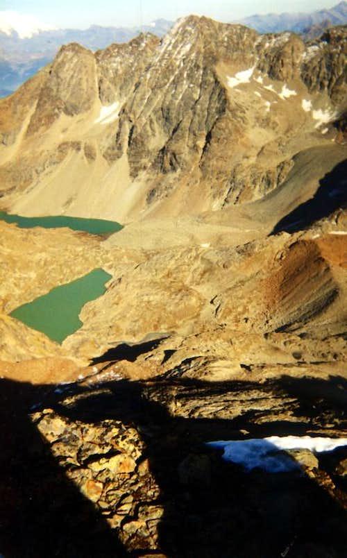 CURT ... VIII° Lochs Lakes  Ponds & LEGENDS First Part