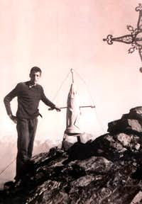 Old Classic Normal Routes ... Old First Mount Emilius 1965