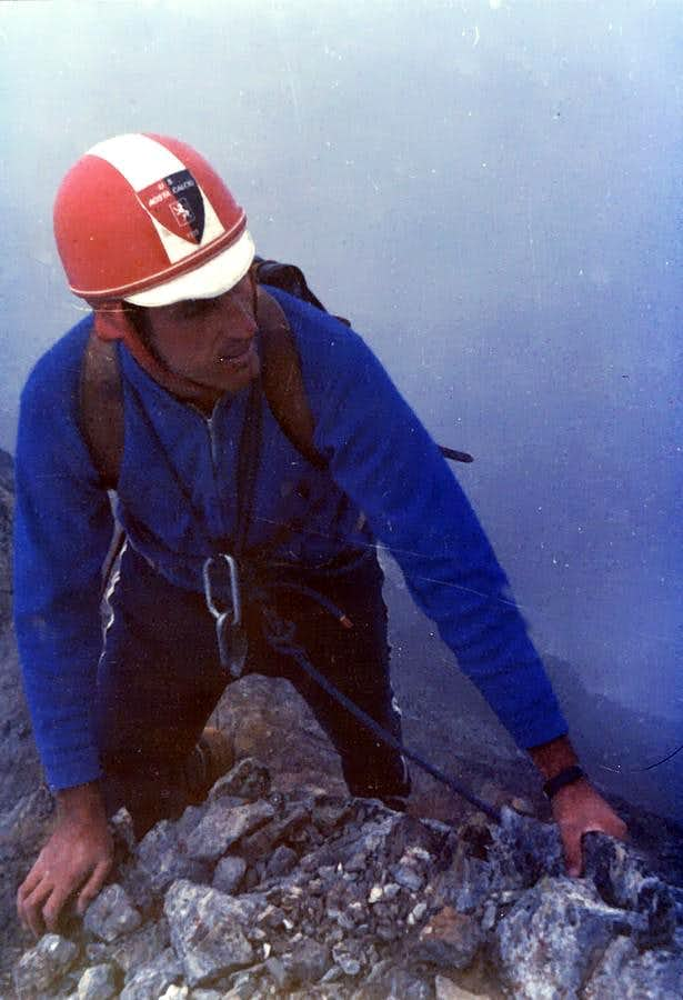 Old Classic Routes West Natural & Infernal Ridge 1976