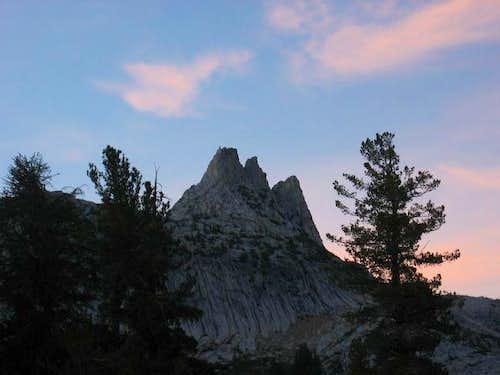 Unicorn Peak as seen from...
