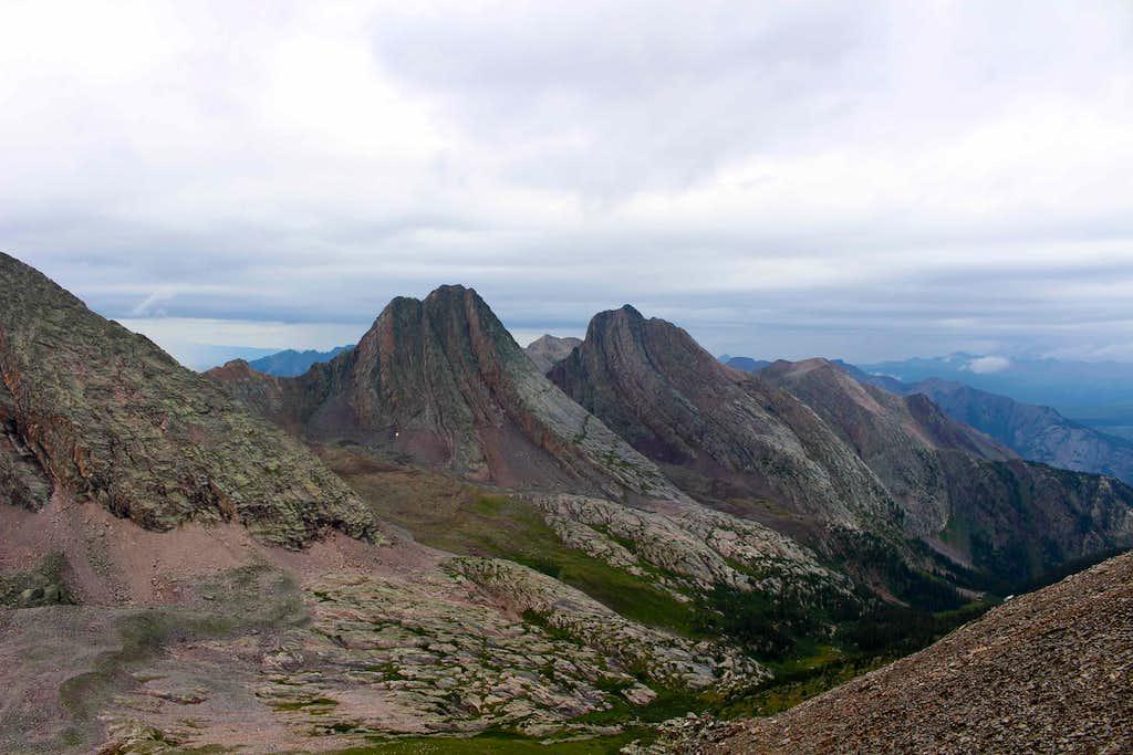 West-Vestal Basin