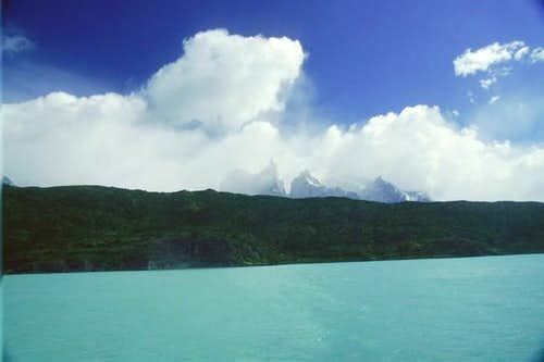 Cuernos Del Paine from...