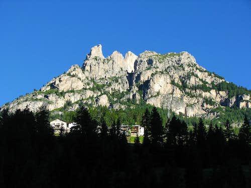 From Val di Fassa